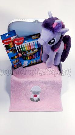 Darčekový kufrík pre dievčatá My Little Pony Mini