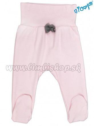 Polodupačky Nicol, Baletka - ružové, veľ. 86