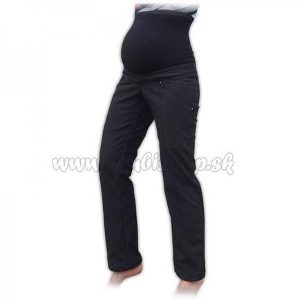 d6266225e Športové tehotenské zateplené softshellové nohavice, veľ. 36 ...