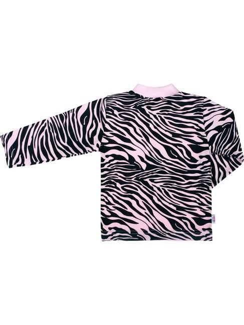 497cad030f7c Detské bavlnené pyžamo New Baby Zebra s balónikom ružové ružová 104 (3-4r)