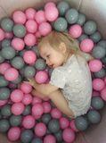 Bazen pre děti 90x40cm + 200 balónků - tropical
