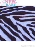 Detské kraťasy New Baby Zebra modré modrá 110 (4-5r)