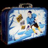 Darčekový kufrík pre deti Kocky Zvieratká Mini dievča / chlapec
