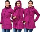 Tehotenské bundy, kabáty, vesty
