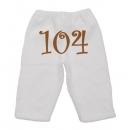 Tepláky a nohavice veľ. 104