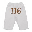 Tepláky a nohavice veľ. 116
