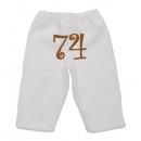 Tepláky a nohavice veľ. 74 (6-9mes)