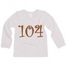 Tričko dlhý rukáv veľ. 104 (3-4roky)