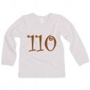 Tričko dlhý rukáv veľ. 110
