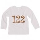 Tričko dlhý rukáv veľ. 122