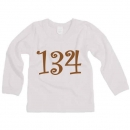 Tričko dlhý rukáv veľ. 134