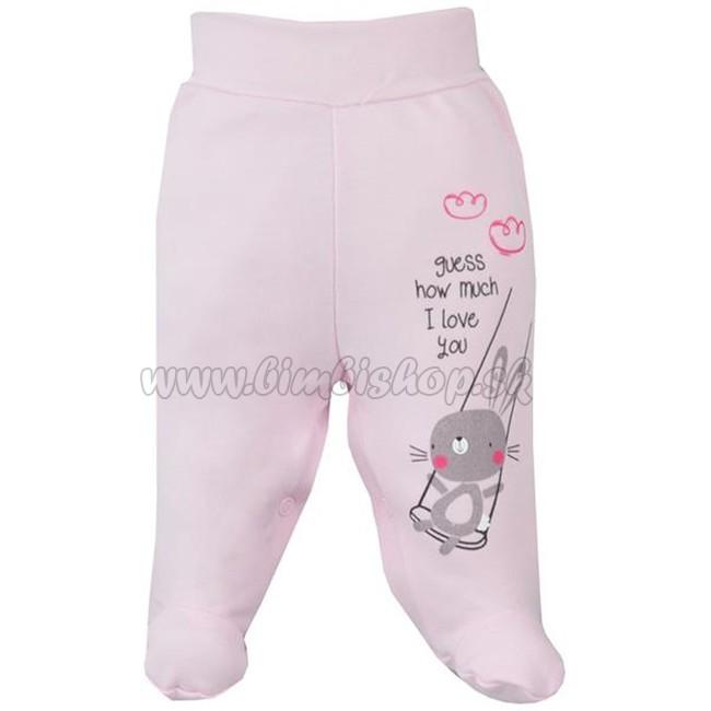 45a21bd1a Dojčenské polodupačky Koala Swing ružové ružová 68 (4-6m) - Detské ...