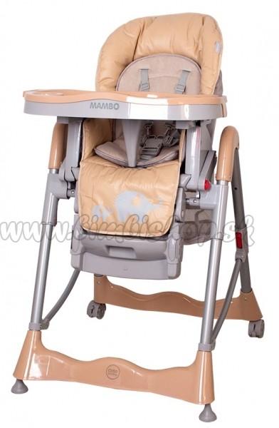 Jedálenský stoliček Mambo Beige