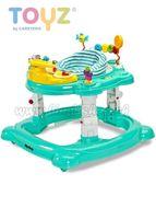 Detské chodítko Toyz HipHop 3v1 zelené zelená