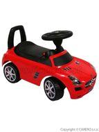Detské jazdítko-odrážadlo Bayo Mercedes-Benz red Červená