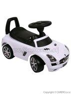 Detské jazdítko-odrážadlo Bayo Mercedes-Benz white biela