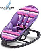 Detské lehátko CARETERO Boom purple fialová