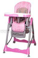 Jedálenský stoliček Mambo Pink
