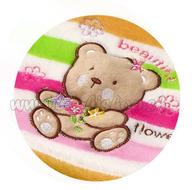 Veselá dečka z mikrovlákna Baby Ono - s pískátkem - MACKO