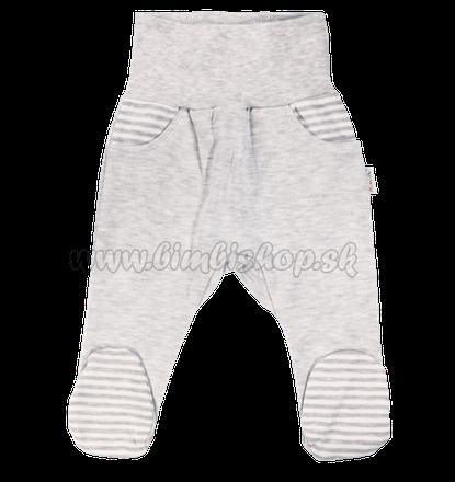 f7d1e9160 Polodupačky Gentleman, sivé, veľ. 62 - Detské oblečenie, kojenecké ...