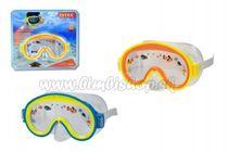 Potápačské okuliare detské asst na karte 23x20x7cm 3-8 rokov bde8f6b00ed