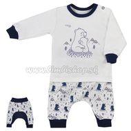 ee446c20a991 Tepláčky a tričko Koala Tajga biele biela 62 (3-6m)