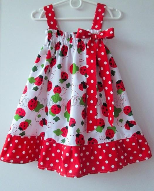 010dcdc3ae0b Šaty Alica na gumičku 3v1 jahôdka červená - Detské oblečenie ...