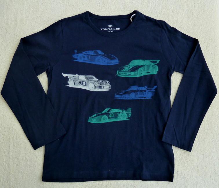 63c70936020c Skladom Tričko Tom Tailor tm.modrá - Detské oblečenie