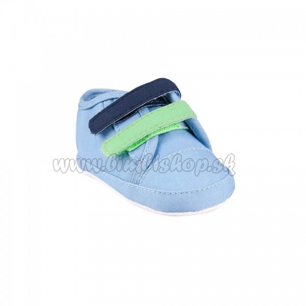 e15e71dd3334 Topánočky Tenisky - sv. modré